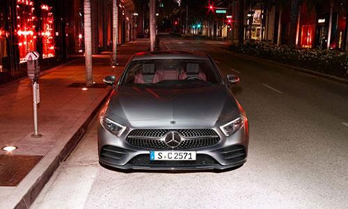 Mercedes CLS Kalmar