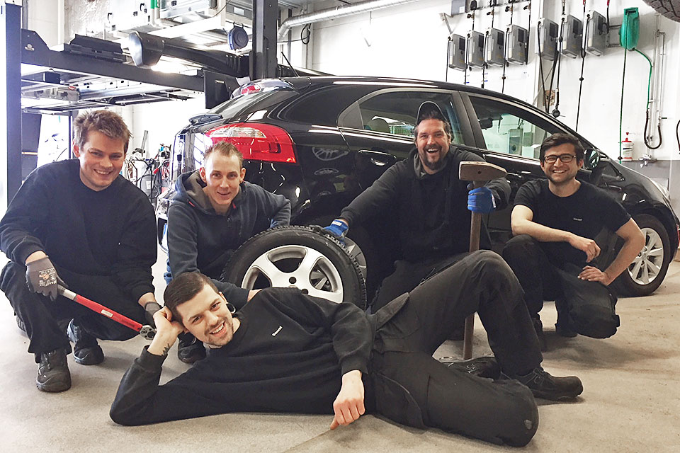 Däckbyte Kalmar Bilcentrum