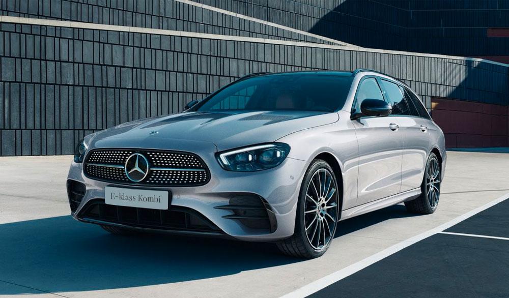 Kalmar Bilcentrum BusinessLeasing Mercedes-Benz E Kombi Hybrid
