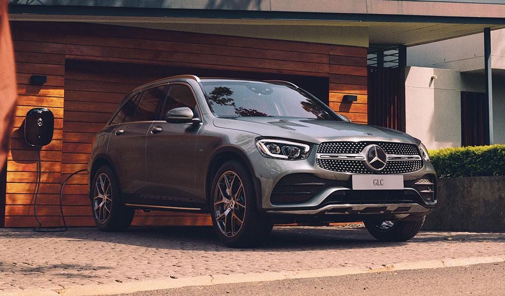 Kalmar Bilcentrum BusinessLeasing Mercedes-Benz GLC SUV Hybrid