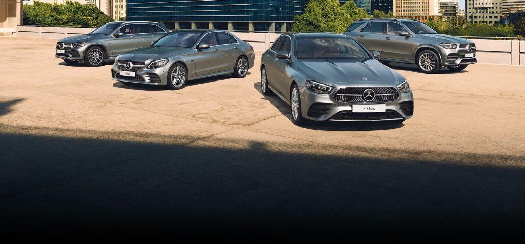 Kalmar Bilcentrum BusinessLeasing Mercedes-Benz laddhybrider