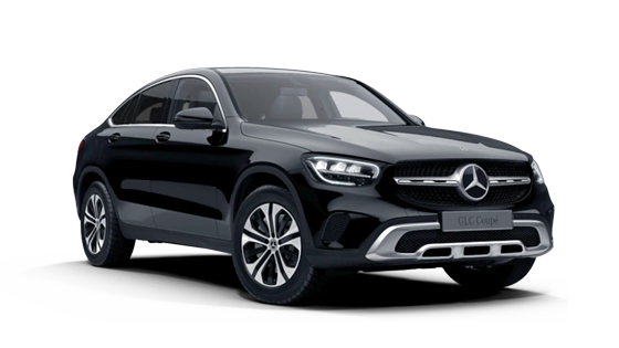 Kalmar Bilcentrum GLC 300 de 4MATIC Coupé