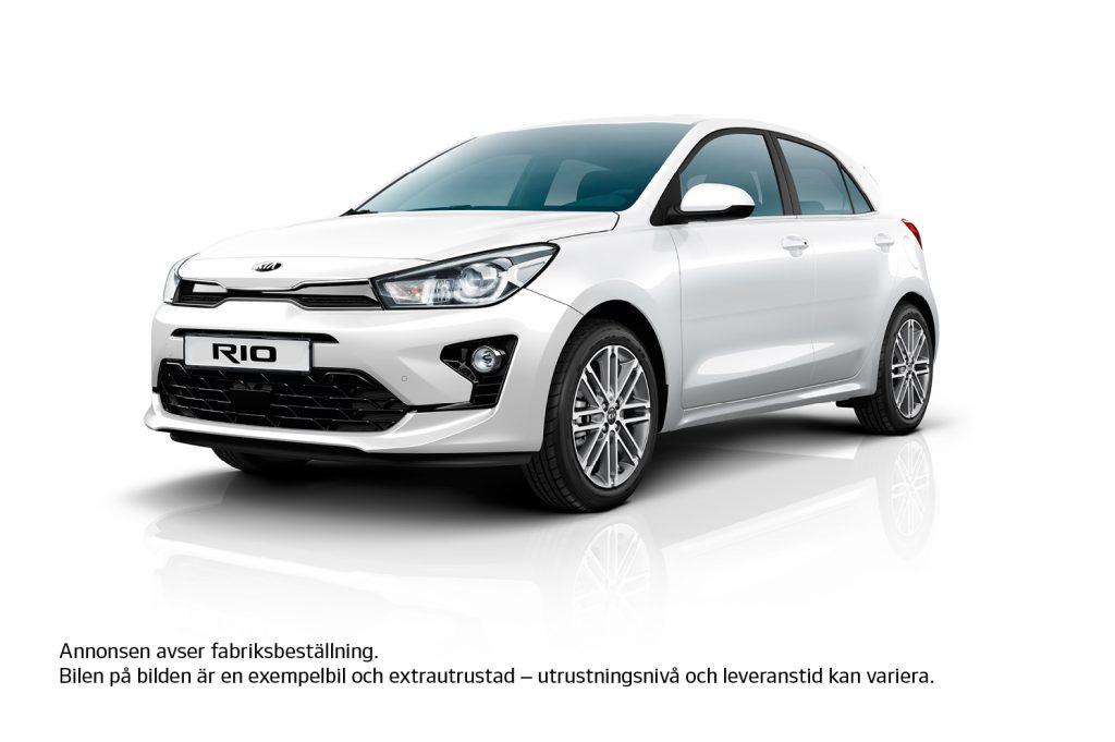 Kalmar Bilcentrum Kia Rio kampanj